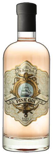 pink gin@Vicki Carver