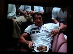 "100925 ""No one cares if you smoke a joint or not,"" With only a couple months left in office, California Gov. Arnold #Schwarzenegger said to cheers from the crowd. The comments came more than a month after the governor signed into law a provision that made the possession of small amounts of marijuana subject only to a $100 fine. Arnoldo Numero Uno in #Hulk #Ferrigno B-day"