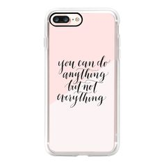 Lauren Essl - iPhone 7 Case, iPhone 7 Plus Case, iPhone 7 Cover,... (1,880 DOP) ❤ liked on Polyvore featuring accessories, tech accessories, iphone case, apple iphone case, iphone cases, slim iphone case and iphone cover case