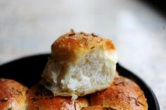 Buttered Rosemary Rolls by Ree Drummond
