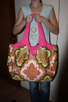 Sew Sweetness: Amy Butler's Style Stitches - No. 1 Cosmo Bag