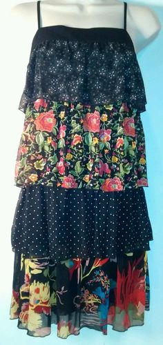 Petticoat Alley Womens Small Petite Beautiful Floral Dress | Clothing, Shoes & Accessories, Women's Clothing, Dresses | eBay!