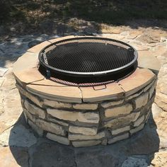 Sunnydaze X-Marks Fire Pit Cooking Grill Grate Outdoor Round BBQ Campfire Grill Camping Cookware 36 Inch - Fire Pit - Ideas of Fire Pit Rim Fire Pit, Fire Pit Grate, Fire Pit Bbq, Fire Pit Swings, Steel Fire Pit, Fire Pit Backyard, Fire Pit Cooking Grill, Campfire Grill, Open Fire Cooking