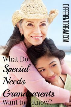 What do grandparents of kids with special needs want to learn about their unexpected role? Different Dream's special needs grandparenting provides answers.