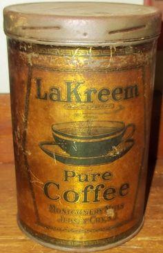 Cafe sacramento vintage