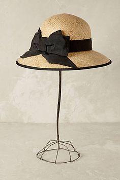 Gabrielle Bow Hat