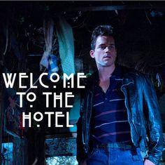 Matt Bomer - American Horror Story Hotel - October 2015