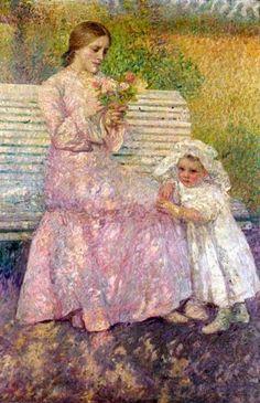Leon de Smet (1881 – 1966, Belgian)