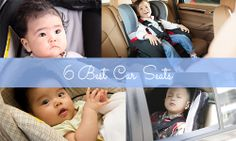 Best car seats for babies and kids - recommended by Singapore mums