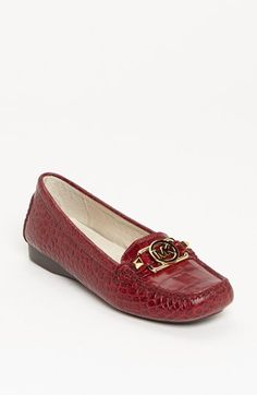 MICHAEL Michael Kors 'Charm' Moccasin | Nordstrom