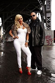 Ice-T, Coco Austin Eyeing Talk Show With Ryan Seacrest Productions (Audio)