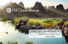 Catalogo Productos  Catalogo de Productos JM Ocean Avenue Colombia