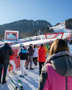 Hahnenkamm Race: A legend turns 80 Ski Racing, World Watch, Winter Looks, Looking Up, All Over The World, The Fosters, Victorious, Skiing, Challenges