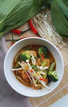 ... about Tofu on Pinterest | Miso soup, Baked tofu and Tofu stir fry