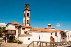 Las Fotografías de Bandera: La Iglesia Matriz de la Concepción de Tenerife