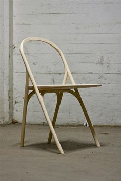 3 | 150 Years After Thonet, A Designer Reinvents The Bentwood Chair | Co.Design | business + design