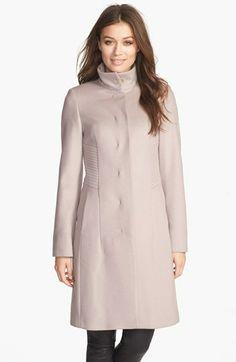 BOSS HUGO BOSS 'Camilla' Wool Coat available at #Nordstrom