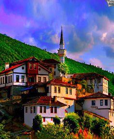 Harika Bir Osmanlı Köyü; Taraklı, Sakarya
