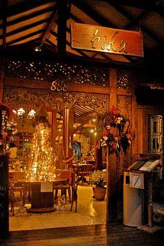 Biku Cafe at Seminyak, Bali