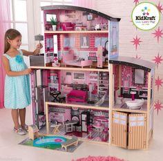 barbie furniture dollhouse. 30Pcs Barbie Size Wooden Dollhouse Furniture Girl Playhouse Doll Play House Gift