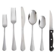 Cambridge® Gravity Stainless Steel Flatware Set, - Christmas Tree Shops and That! - Home Decor, Furniture & Gifts Store