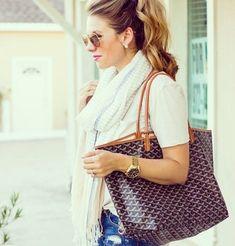 Dailystyle - The Best Style - Dailystyle. Goyard Handbags, Goyard Bag, Fendi Peekaboo Mini, Steamer Trunk, Best Build, Medium Tote, Cosmetic Case
