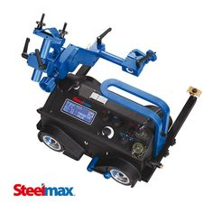 The portable and programmable #welding_carriage designed to produce consistent, high-quality welds. Check it out at #Steelmax.You can shop online at #affordable #price.