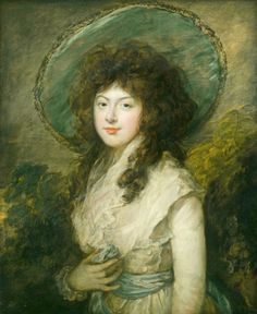 """Miss Catherine Tatton"" by Thomas Gainsborough"