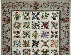 At last I can post a picture of the Prairie Quilt Guild Opportunity Quilt that I have been working on since last January! My committee t...