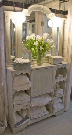 Linen Cabinet...