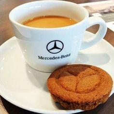 Our morning re-fueling. Carros Mercedes Benz, Mercedes Maybach, Mercedes Car, Mercedes Benz Logo, Mercedes Accessories, Mercedes Benz Wallpaper, Daimler Ag, Mercedes Benz Models, Benz G