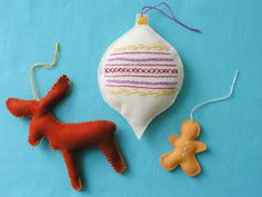 a cute little hand sewing project for next year!