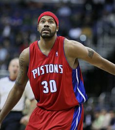 Detroit Pistons Fans Make Petition to Get Rasheed Wallace Named as Head Coach