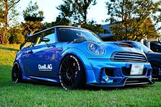 "Superturismo LM23 17"" (Special Edition for Duell AG) on Mini Cooper S JCW by Duell AG from Japan"