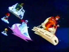 SPACE STARS Cartoon Intro