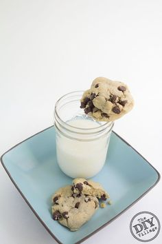 My Favorite chocolate chip cookie EVER!