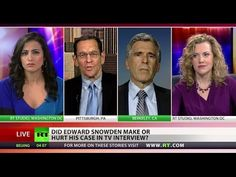 Snowden's integrity & NSA's move to shut him down (Panel ft. lawyer Jess...