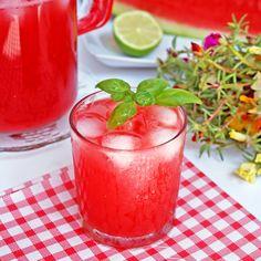 Limonada cu pepene verde (Lemonade with Watermelon)