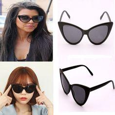 37c1c785fbe9 Women s Classic Cat Eye Outdoor Glasses Fashion Shades Vintage Retro  Sunglasses  UnbrandedGeneric  CatEye Retro