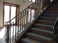 Interior Metal Railings Photo Interior Wrought Iron Railing ...