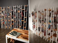 pallet furniture | Recycled Wooden Furniture: Office Desk, Sideboard & Bookcase Designs