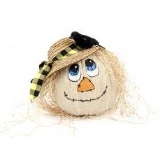 Great idea for the pumpkin contest at Fall Festival! Pumpkin Art, Pumpkin Faces, Pumpkin Crafts, Pumpkin Ideas, Pumpkin Carving, Pumpkin Painting, Fete Halloween, Diy Halloween Decorations, Halloween Crafts