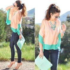 34 Combinations With Style For Your Street Walk | Fashion Diva Design Blog