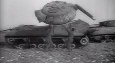 THE GHOST ARMY Officially known as the Army's 23rd Headquarters Special Troops during World War II, the Ghost Army played a major role in putting a stop to Hitler's advances through Europe. The plan: pull off the equivalent of extravagant high school plays to trick the enemy into believing there was a huge military presence when there really wasn't. They employed fake inflatable tanks, trucks and weapons in conjunction with war noises through huge military speakers.