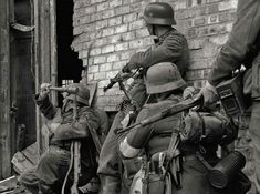 Urban combat in the U.S.S.R. , eastern front combat operations after the jump off of Operation Barbarossa (the late timed invasion of the U.S.S.R.)Barbarossa jumped off in 1941