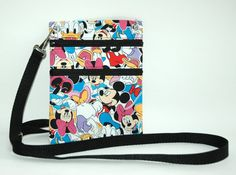 Hey, I found this really awesome Etsy listing at https://www.etsy.com/listing/271524987/disney-handmade-fabric-wallet-crossbody