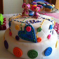 Ella's LaLaLoopsy Cake!