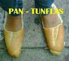 Definición gráfica de Pan-tunflas