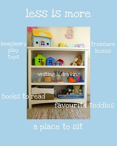 How to keep a kid's bedroom tidy.  http://nurturestore.co.uk/how-to-keep-a-bedroom-tidy