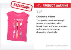 GAP t-shirt   #Detox #Fashion